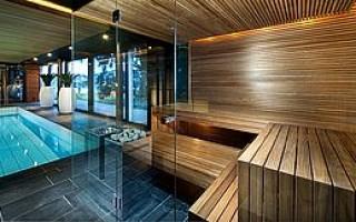 бассейн в бане своими руками проект
