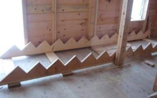 видео изготовление лестницы из дерева на второй этаж своими руками