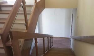 балюстрада для лестницы из дерева своими руками
