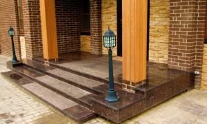 бетонная лестница своими руками на крыльцо фото