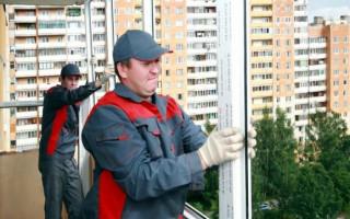 балкон своими руками как сделать пол и стены