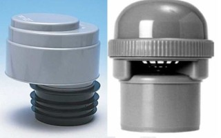 воздушный клапан для канализации как монтируется