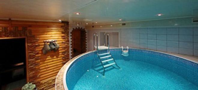 бассейн в бане как часто менять воду