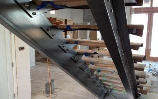 видео изготовление металлических лестниц своими руками